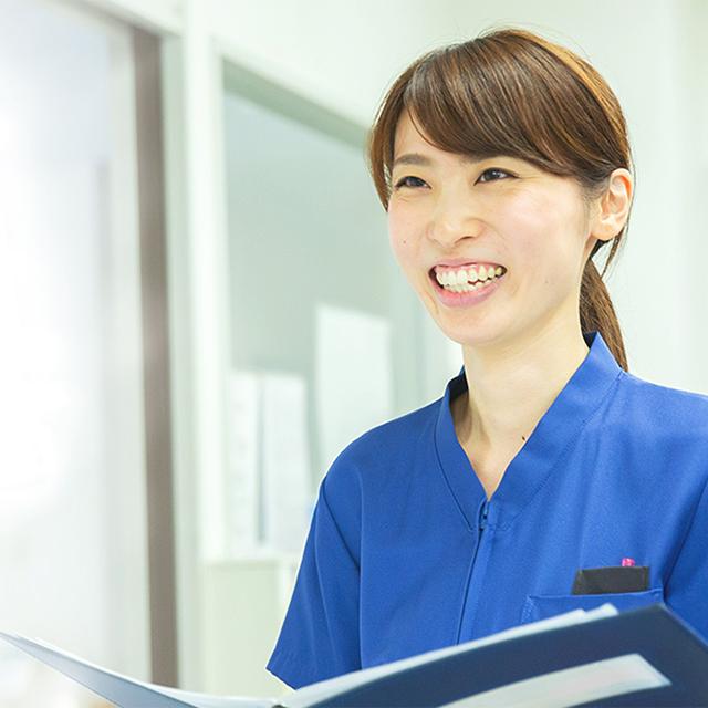 和歌浦中央病院看護師メイン画像